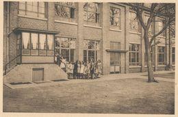 Zwijndrecht (Waas) Aangenomen Meisjesschool Zusters Kindsheid Jezus - Ern.Thill, Brussel - UNIEK - Zwijndrecht