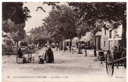 Drôme - LA CHAPELLE-en-VERCORS - La Place - Tabac - Altri Comuni