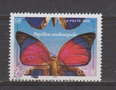 "FRANCE / 2000 / Y&T N° 3332 : ""Faune & Flore"" (Papillon Sardanapale) - Choisi - Cachet Rond - Gebraucht"