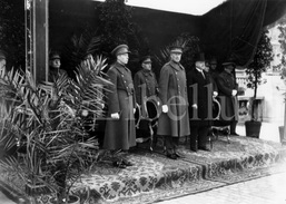 ROYALTY / Belgium / Belgique / België / Koning Albert I / Roi Albert I / Anniversaire De La Bataille De L'Yser / 1926 - Guerra, Militari
