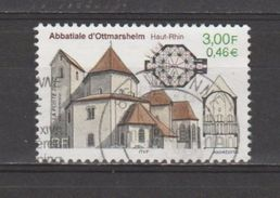 FRANCE / 2000 / Y&T N° 3336 : Abbatiale D´Ottmarsheim - Usuel - France
