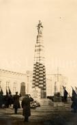 ROYALTY / Belgium / Belgique / Koning Albert I / Roi Albert I / L'Inauguration Du Monument Des Artilleurs / 1925 - Etterbeek