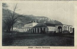 SUSA STAZIONE FERROVIARIA - Transportes