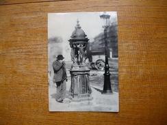 Paris , Passe Qui S'en Va , Fontaine Wallace - Places, Squares