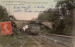 33 St-MEDARD-D'EYRANS  Pont Du Chemin De Fer Bordeaux -Cette - Sonstige Gemeinden