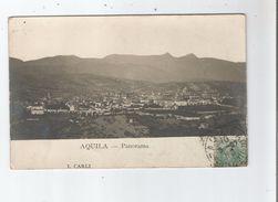 AQUILA PANORAMA 1907 - Italie