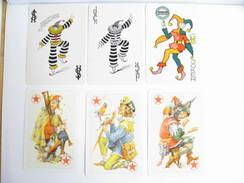 UN LOT N° 39 DE 6 JOKERS TOUS DIFFERENTS - Cartes à Jouer Classiques