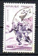 FRANCE. N°1074 Oblitéré De 1956. Rugby. - Rugby