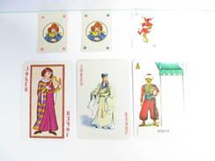 UN LOT N° 51 DE 6 JOKERS TOUS DIFFERENTS - Kartenspiele (traditionell)