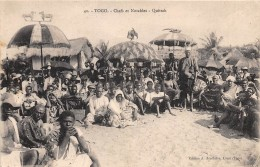 TOGO - Divers / Chefs Et Notables - Quittah - Togo