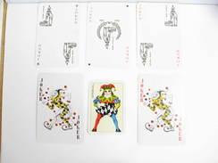 UN LOT N° 65 DE 6 JOKERS TOUS DIFFERENTS - Kartenspiele (traditionell)