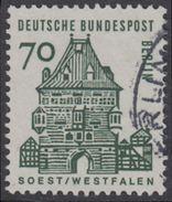 !b! BERLIN 1964 Mi. 248 USED SINGLE (a) - German Buildings: Osthofen Gate, Soest - [5] Berlin