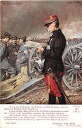 Ref V227- Guerre 1914-18-illustrateurs - Illustrateur Pinx Roybet - General Gallieni  - Imprimerie Lapina Paris- - Weltkrieg 1914-18