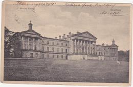 Angleterre / Sheffield - Wesley College - 1907 - Sheffield