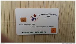 CP 159 La Maison (Min Tneuve) Only 500 Ex Made Rare - Avec Puce