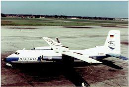 Photo BAVARIA Fluggesellschaft - Handley Page Herald  (D-BEBE) - Luftfahrt