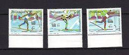 Somalia 2001 Cross-country Skiing MNH - Olympic Games