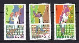 Somalia 1999 Tennis MNH - Olympische Spelen