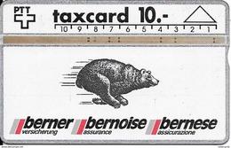 PTT: K-91/10 102E Berner Versicherung - Schweiz