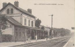 D60 - BETHISY SAINT PIERRE - LA GARE - Frankrijk