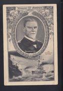 Dt. Reich Viceadmiral V. Spee Die Schlacht Bei Chile 1915 - Weltkrieg 1914-18