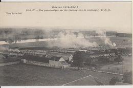 D60 - BORAN - VUE PANORAMIQUE SUR LES BOULANGERIES DE CAMPAGNE - GUERRE 1914-15-16 - Boran-sur-Oise
