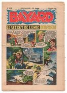 Bayard N°404 Le Secret De L'emir - Uranium - Willy Fait Du Cheval - Les Dinky-Toys De 1954 - Otras Revistas