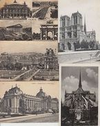 PARIS  5000 Cartes Postales 1900-1940 With BETTER - Unclassified