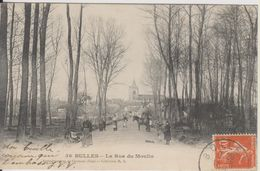 D60 - BULLES - LA RUE DU MOULIN ( BELLE ANIMATION) - Frankrijk