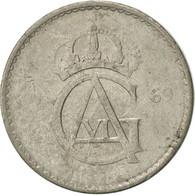 Suède, Gustaf VI, 10 Öre, 1969, TB+, Copper-nickel, KM:835 - Suède