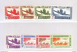MAURITANIE - PA 10/17 - Neuf ** - Mauritanie (1906-1944)