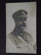 OFFICIER CANADIEN (?) - CAPITAINE - Carte-photo - Vers 1914 - A Voir ! - Guerre 1914-18