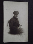 SOLDAT CANADIEN (?) - Cuisinier - Militaire - Carte-photo - Vers 1914 - A Voir ! - Guerre 1914-18