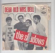DISQUE VINYL / THE SHADOWS - DEAR OLD MRS. BELL - Rock