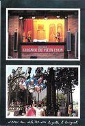 SPECTACLE THÉÂTRE MARIONNETTES GUIGNOL VERITABLE GUIGNOL DU VIEUX LYON PARC TÈTE D'OR EDIT. GUYOT REF 1 - Theater