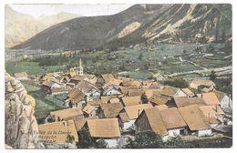 05 - Vallée De La Clairée - Névache - Vue Générale - Ed. Vollaire Besançon - 1923 - Colorisée - Altri Comuni