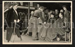 Postcard / ROYALTY / Belgium / Belgique / Roi Baudouin / Koning Boudewijn / Anniversaire De Bataille De L'Yser / 1953 - Militaria