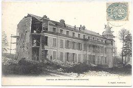 BOISSISE LE ROI - Le Château (en Réparation) - France