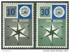 Netherlands 1957. Michel #704/05 MNH(**)/Luxe. Europa CEPT - Europa-CEPT