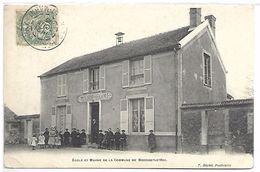 BOISSISE LE ROI - ORGENOY - Ecole Et Mairie - Sin Clasificación
