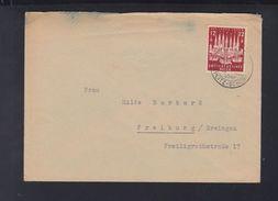 Dt. Reich Brief Polizei Schule Mariaschein Sudetenland - Briefe U. Dokumente