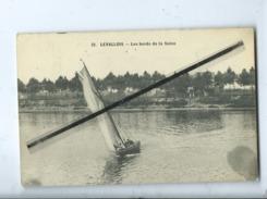 CPA - 22 - Levallois - Les Bords De La Seine - Levallois Perret