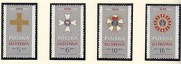 Polska - Michel 2926/2929 - XX - Cote 1.80 - 1944-.... République