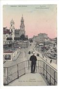 17325 - Dresden Blick Von Der Brühl'schen Terrasse - Dresden