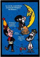 CPM LARDIE Jihel Tirage Signé 30 Exemplaires Numérotés Signés Jacques Lebaudy Sucre Léopold II Peladan Cléo De Mérode - Satirical