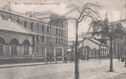 Carte Postale. Caserne Des Chasseurs à Pied. Mons - Mons