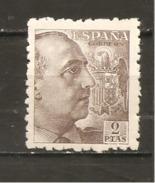 España/Spain-(MNH/**) - Edifil  932 - Yvert 688 - 1931-50 Nuevos & Fijasellos