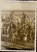 85 - LES SABLES D'OLONNE - Photo Concours De Pyramide Sur La Plage 1945 - Orte