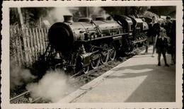 ANGLETERRE - HYTHE - Photo Train - RH & DR -  1947 - Lieux