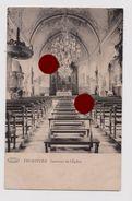 Thimister Vers 1900 Intérieur De L' église - Thimister-Clermont